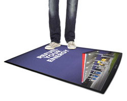 FloorWindo Bodendisplay